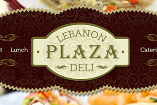 Lebanon Plaza Website
