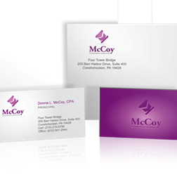 McCoy Corp Identity