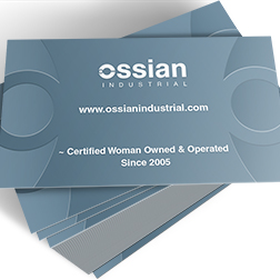 Ossian Corp identity