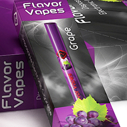 FlavorVapes Packaging