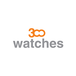 300 Watches logo