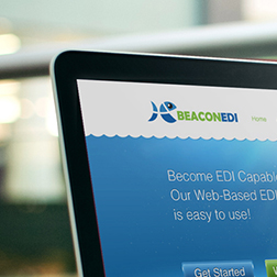 BeaconEDI Web design