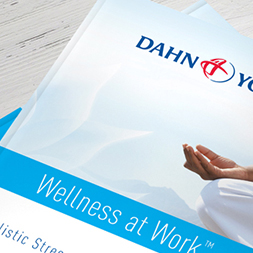 Dahn Yoga booklet