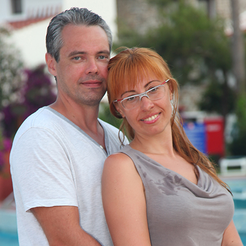 Dmitri & Svetlana
