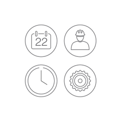 Icons for Case Study